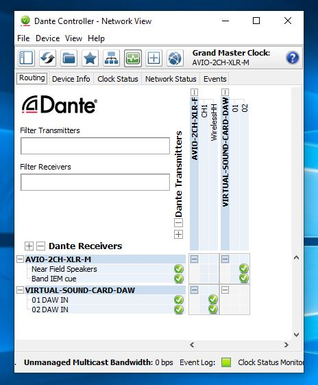 Pro Tools Integration with DANTE - Audiosyntax Productions